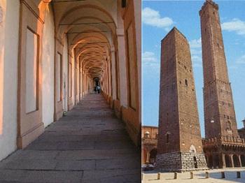 Болонья - интереснейший город Италии и его достопримечательности