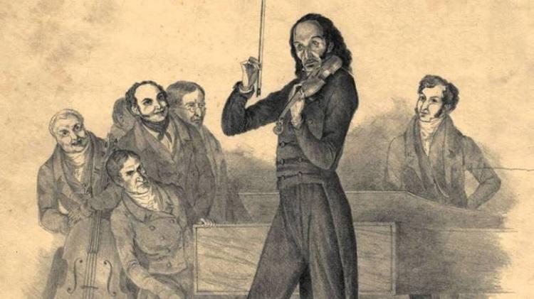 Никколо Паганнини и как его прославила знаменитая скрипка