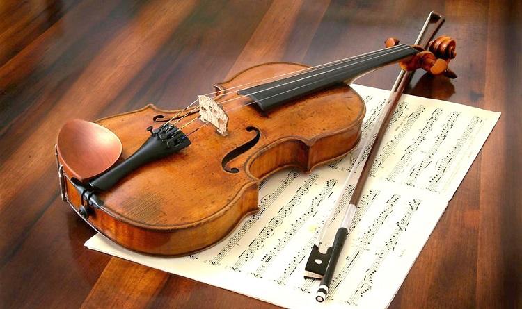 О великой скрипке Никколо Паганини, хранящейся в музее Генуи