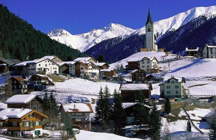Обзор отелей на горнолыжном курорте Италии - Мадонна-ди-Кампильо