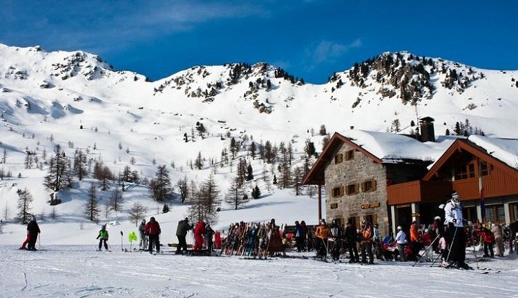 Отдых в Италии - горнолыжный курорт Мадонна-ди-Кампильо