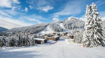 Светский отдых на горнолыжном курорте Мадонна-ди-Кампильо