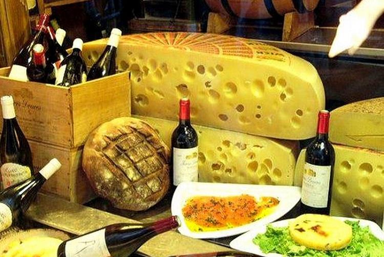 Что привезти из Италии - продукты питания и напитки