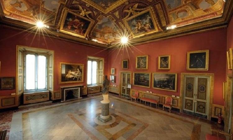 Галерея Боргезе в столице Италии - произведения и картины известных авторов