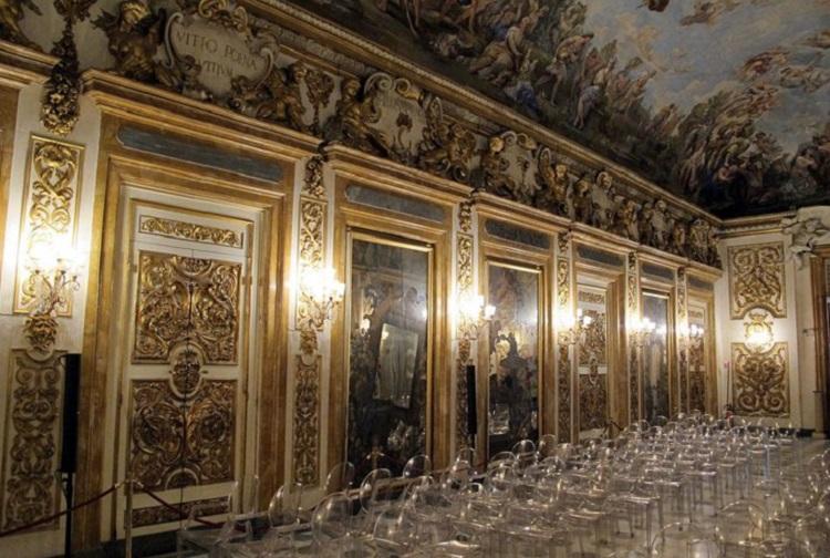 Как выглядит дворец Медичи-Риккарди во Флоренции