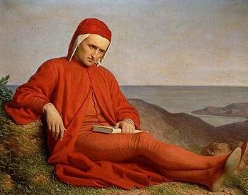 О знаменитом поэте Данте Алигьери и где находится его посмертная маска
