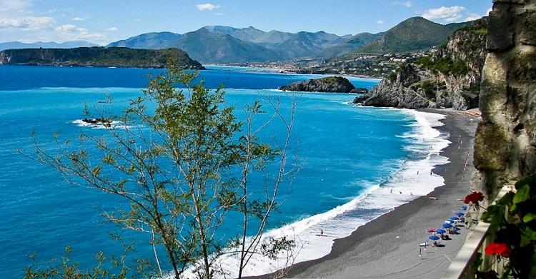 Особенности климата в Италии на побережье Тирренского моря