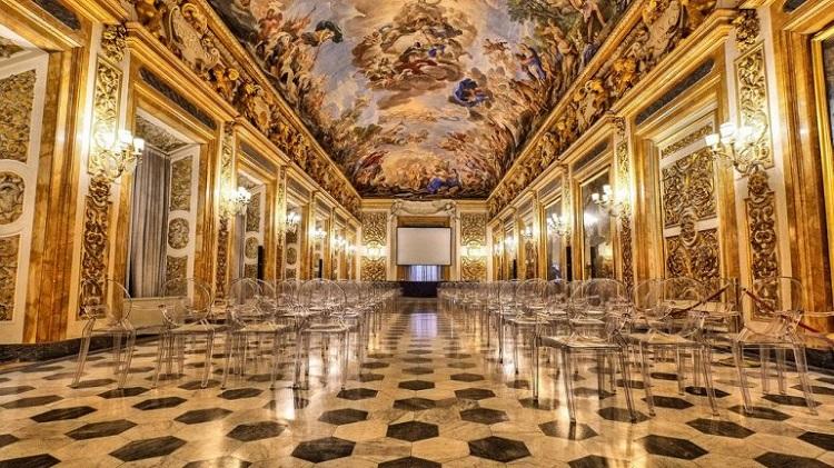 Палаццо Медичи-Риккарди - одна из знаменитых достопримечательностей Флоренции