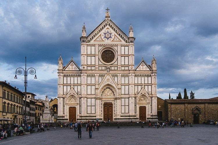 Церковь Dante Alighieri - описание сооружения в честь Данте