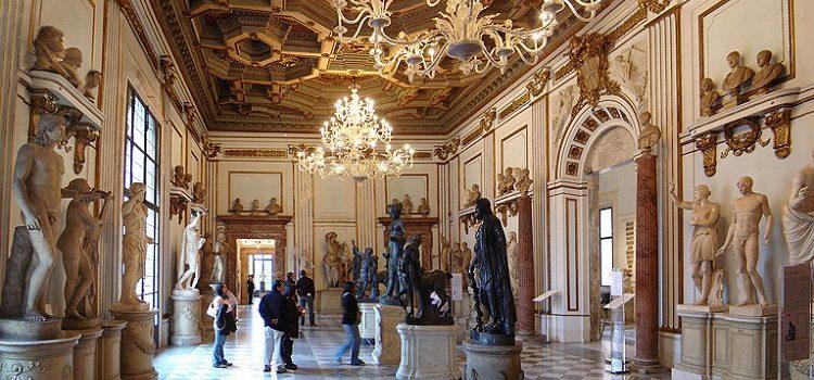 Вилла Боргезе в Риме - описание знаменитой галереи