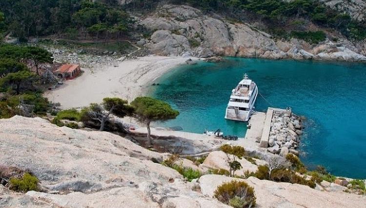 Знаменитый остров Монте-Кристо в Италии - описание достопримечательностей