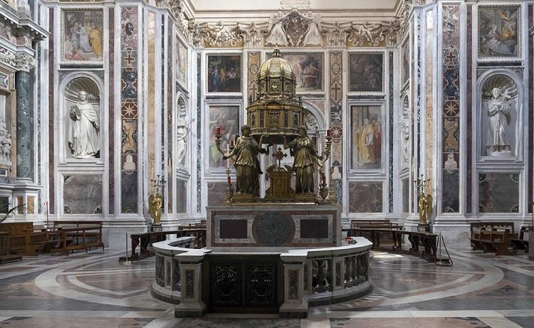 Базилика Санта-Мария-Маджоре и Сикстинская Капелла