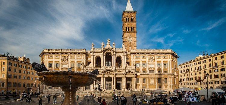 Базилика Санта-Мария-Маджоре - история строительства и описание сооружения