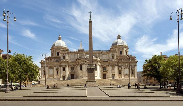 Как строилась базилика Санта-Мария-Маджоре - несколько интересных фактов