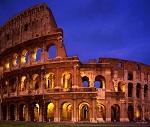 Колизей на карте Рима - где находится достопримечательность