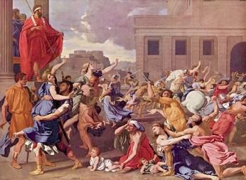Легенды Древнего Рима - почему Ромул убил своего брата Рема