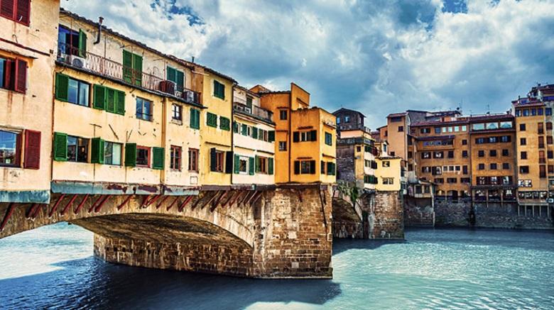 Легенды, связанные с достопримечательностью Флоренции - мостом Понте Веккьо