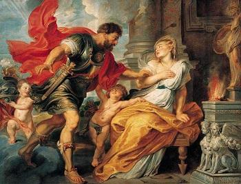 Мифы об основании Рима - как Ромул и Рем стали правителями города