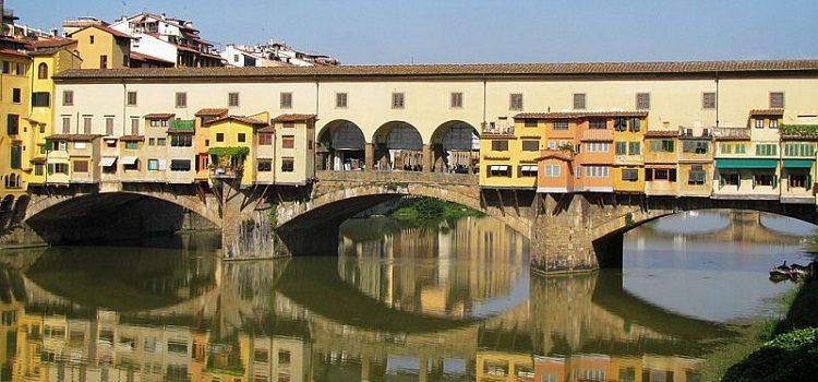 Мост Понте Веккьо - как выглядит достопримечательность сегодня