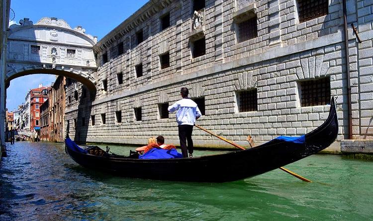 Мост вздохов в Венеции - экскурсия по романтическим местам