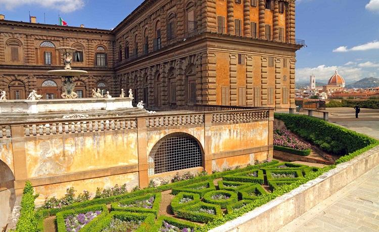 Музей Палаццо Питти во Флоренции - несколько интересных фактов