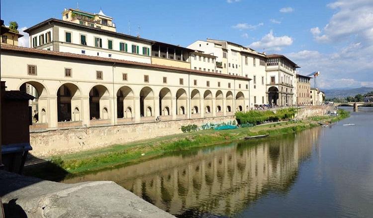 О главной достопримечательности Флоренции - как строился мост Понте Веккьо
