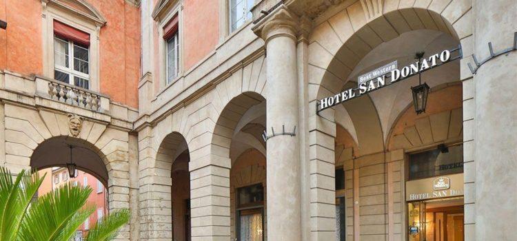 Отели Болоньи 4*