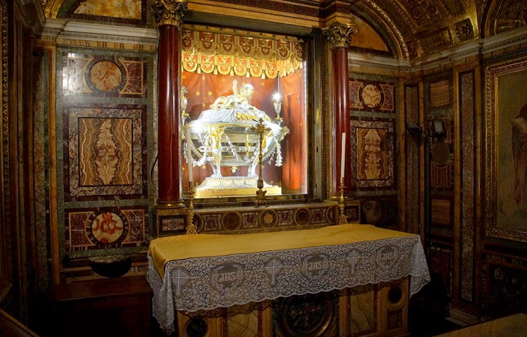Санта-Мария-Маджоре - центр празднования в Риме католического Рождества
