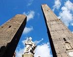 Падающие башни в Болонье - истроия строительства сооружений