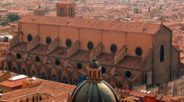 Базилика Сан-Петронио в Болонье - описание достопримечательности