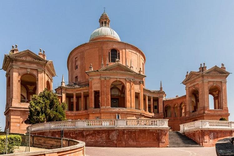 Как строилась базилика Мадонна ди Сан Люка в Болонье - несколько интересных фактов