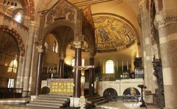 Как строилась базилика Святого Амвросия в Милане - немного истории