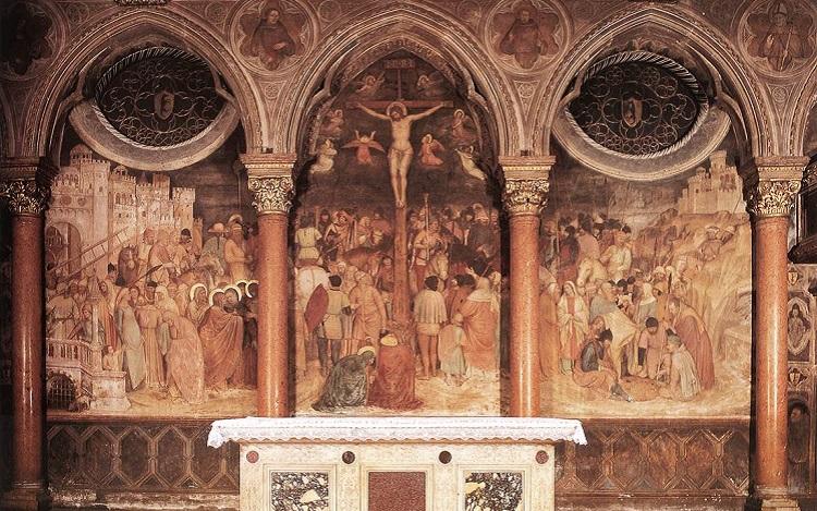 Капелла Скровеньи в Падуе и описание знаменитых фресок Джотто