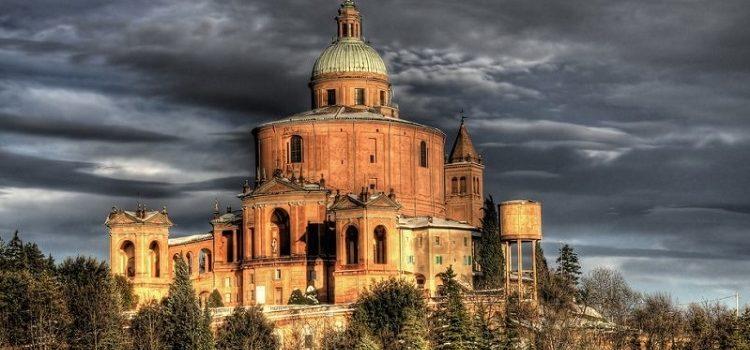 Мадонна ди Сан Люка в Болонье - описание и фото достопримечательности