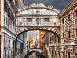 Мост вздохов в Венеции - описание достопримечательностей Италии