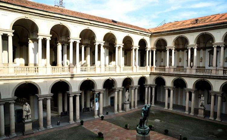 Пинакотека Брера в Милане - описание достопримечательности