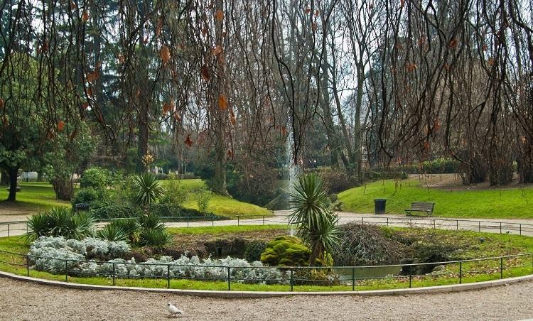 Прато делла Валле и его Ботанический сад