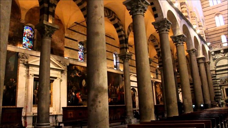 Что посмотреть в Пизе - знаменитый Кафедральный собор