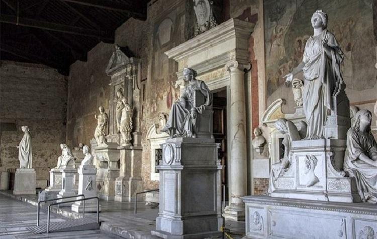 Монументальное кладбище Кампо Санто в Пизе - часы работы и стоимость билетов