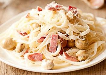 История возникновения популярного итальянского блюда - фетучини