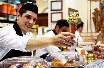 История возникновения популярного итальянского десерта - джелато