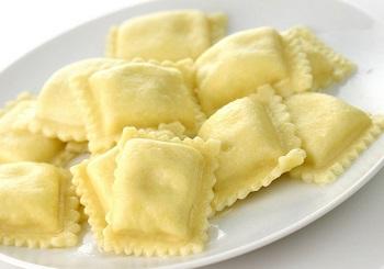 Итальянские равиоли — история возникновения блюда