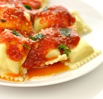 Итальянские равиоли - пошаговый рецепт приготовления блюда