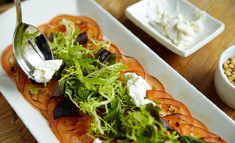 Как приготовить карпаччо из томатов - пошаговый рецепт