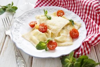 Как приготовить равиоли с сыром - несколько рекомендаций