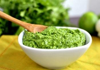 Как приготовить соус песто в домашних условиях - пошаговый рецепт