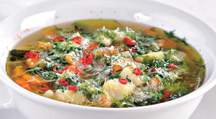 Как приготовить суп Минестроне - классический итальянский рецепт