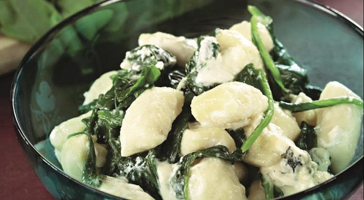Как приготовить сырные ньокки - пошаговый рецепт