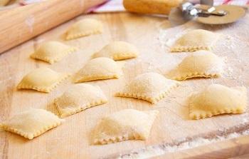 Как сделать тесто для равиоли - полезные рекомендации