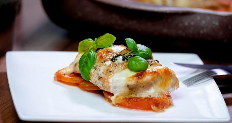 Капрезе с курицей - подробный рецепт приготовления итальянского блюда